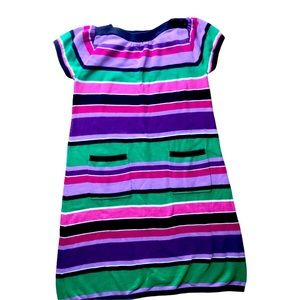 Gap Sweater Dress Stripe